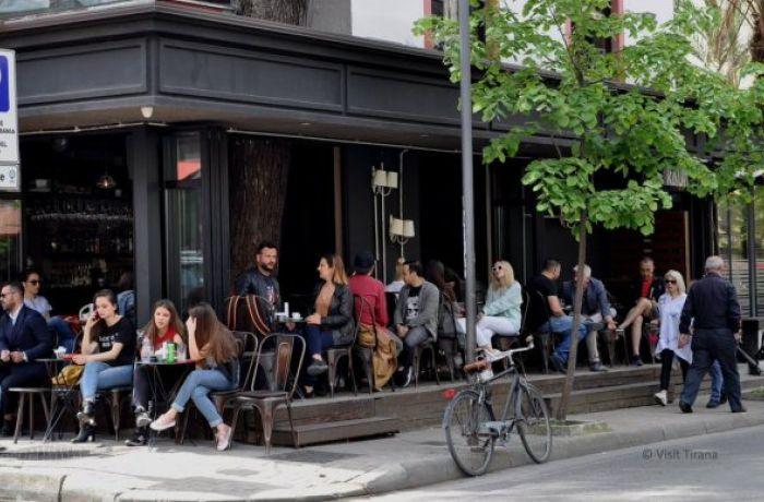 4818 новых предприятий в Тиране за полгода: сектор услуг процветает, магазины закрываются