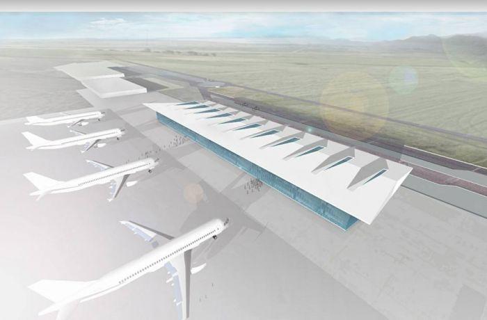 В октябре Албания возобновит тендер на строительство аэропорта Влеры
