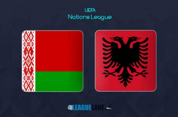 Лига наций УЕФА 2020: матч Албании и Беларуси пройдет в Минске