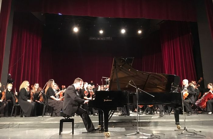 В столице Албании прошел концерт в честь 110-летия со дня рождения Шостаковича