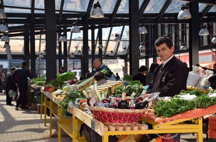 Цены в Албании на продукты в сентябре 2018 года выросли