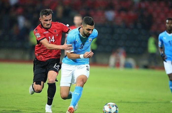 Сборная Албании по футболу уступила Израилю со счетом 2:0