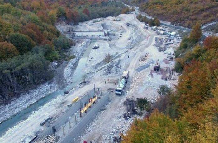 Запрет на строительство малых ГЭС на охраняемых территориях вводит Албания