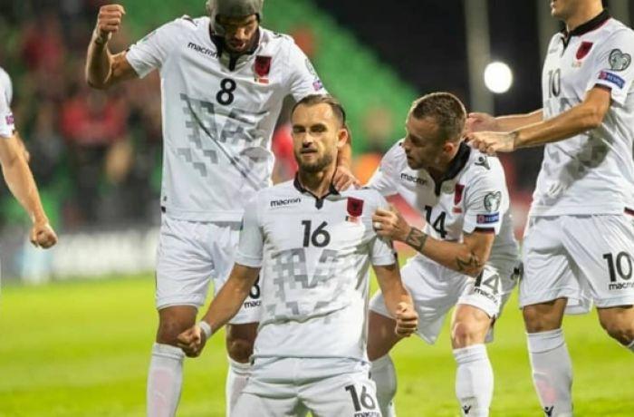 Евро-2020: сборная Албания обыграла команду Молдовы со счетом 4:0
