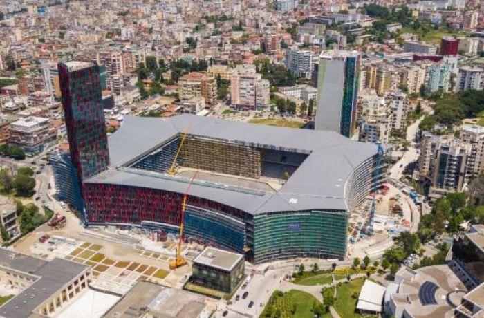 Сборная Албании по футболу получит новый стадион в ноябре
