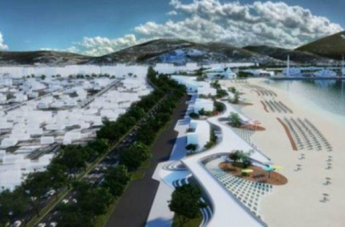 Lungomare 2: на набережной Влёры появятся олимпийский бассейн и подземный паркинг