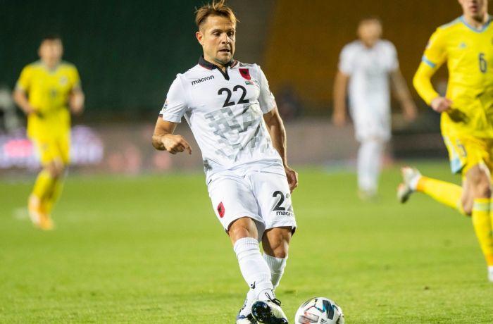 Лига Наций УЕФА: сборная Албании сыграла вничью с Казахстаном