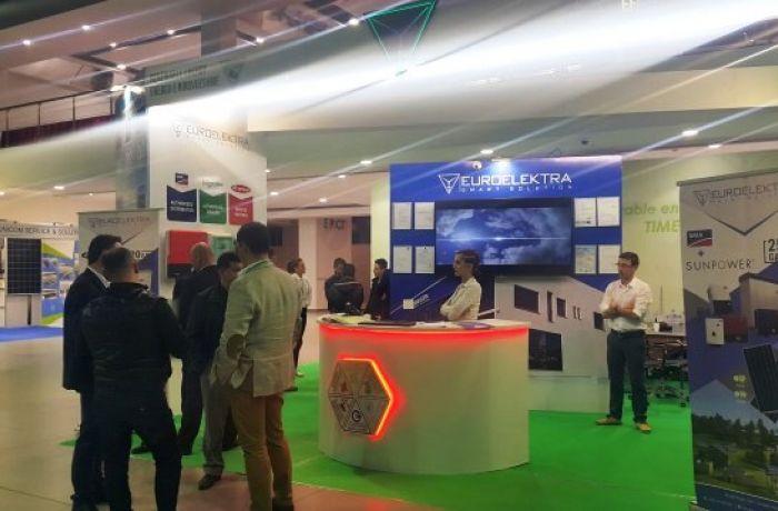 В Тиране прошла энергетическая выставка-конференция Energy Expo & Forum 2017