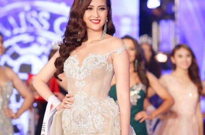 Мисс Вьетнам Ханх Нган победила в конкурсе красоты Miss Globe 2017 в Албании