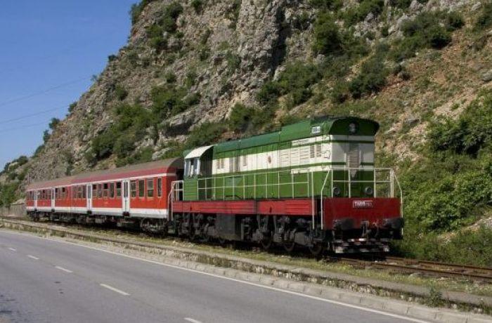 На Балканах появится железная дорога, соединяющая Албанию, Македонию и Болгарию
