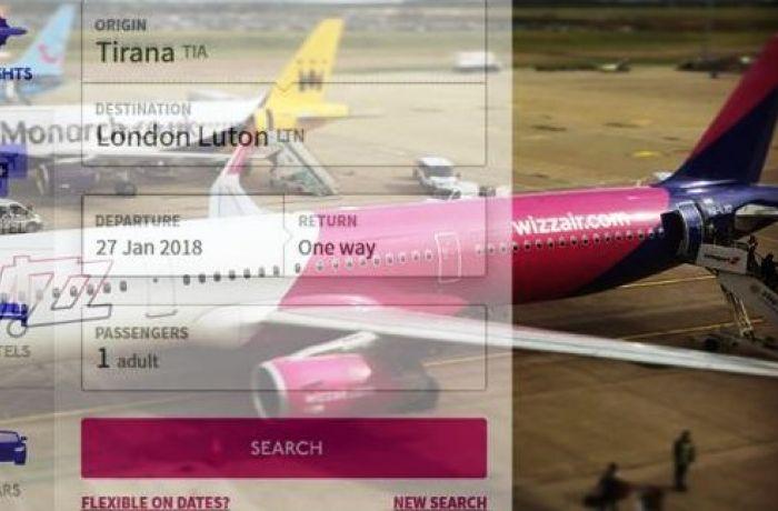 Wizz Air поможет иностранцам добраться на отдых в Албании в 2018 году