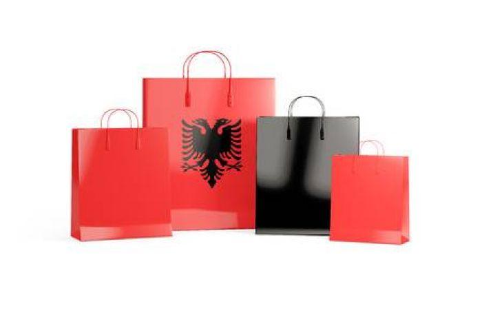 Использование полиэтиленовых пакетов в Албании упало на 70%