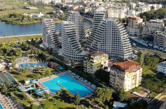 Lakeview Residences – Столичная недвижимость в Албании премиум-класса с видом на озеро
