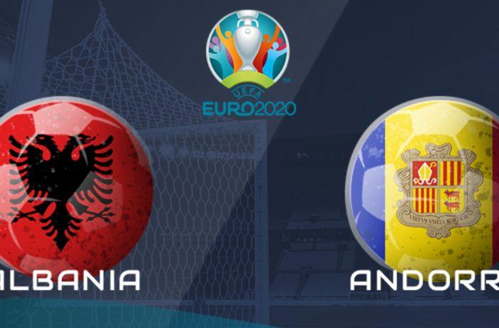Евро-2020: сборная Албании сыграла вничью с Андоррой