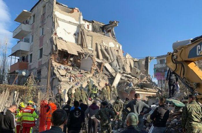 Землетрясение в Албании: власти ожидают, что последствия будут ликвидированы в 2020 году