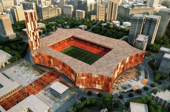 ЕВРО-2020: сборная Албании сыграет с французами на новом стадионе Air Albania