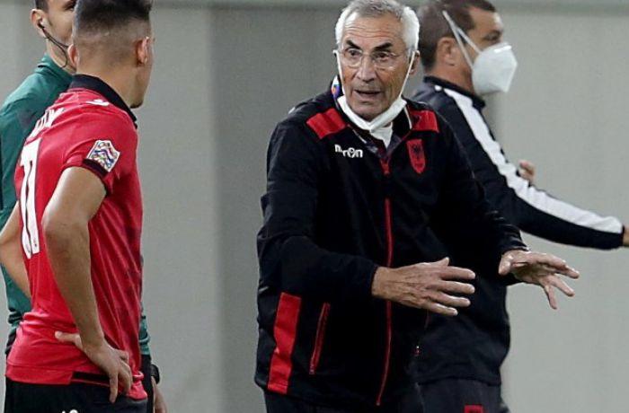 Лига наций УЕФА: Беларусь уступила сборной Албании