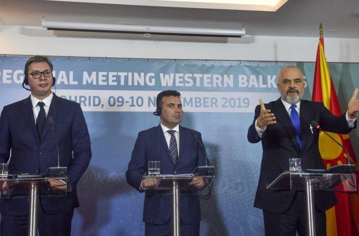 Сербия и Албания подписали соглашение о свободе передвижения граждан