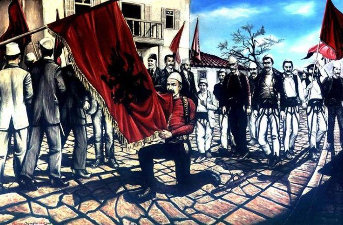Албания отпраздновала 108-летие независимости