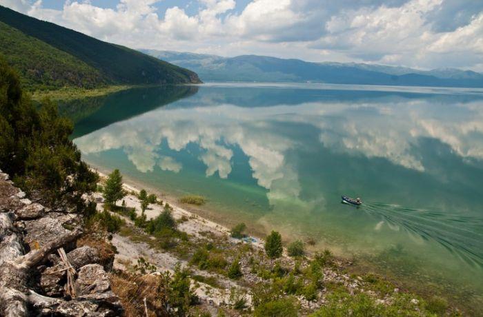 Албания потратит 4 млн. евро на развитие биосферного заповедника в Преспе