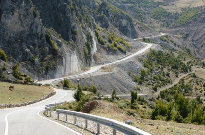 Албания запускает амбициозный проект по реконструкции дорог