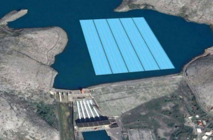 Плавучая солнечная электростанция на 12,9 МВт может появиться в Албании