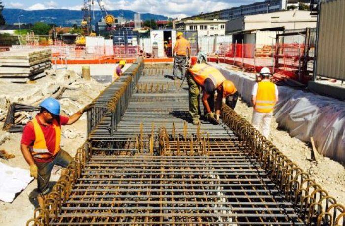 Строительный сектор – лидер по скорости увеличения трудового штата в Албании