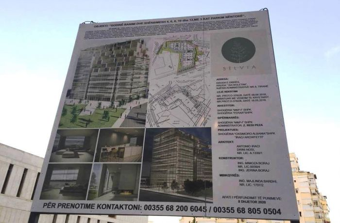 ЖК SELVIA – Новый вариант для желающих купить столичную недвижимость в Албании