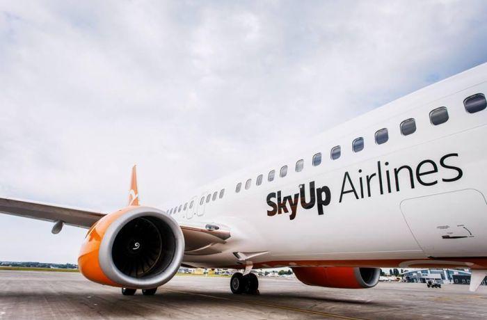 Украинская авиакомпания SkyUp начнет перелеты из Киева в Албанию в 2020 году