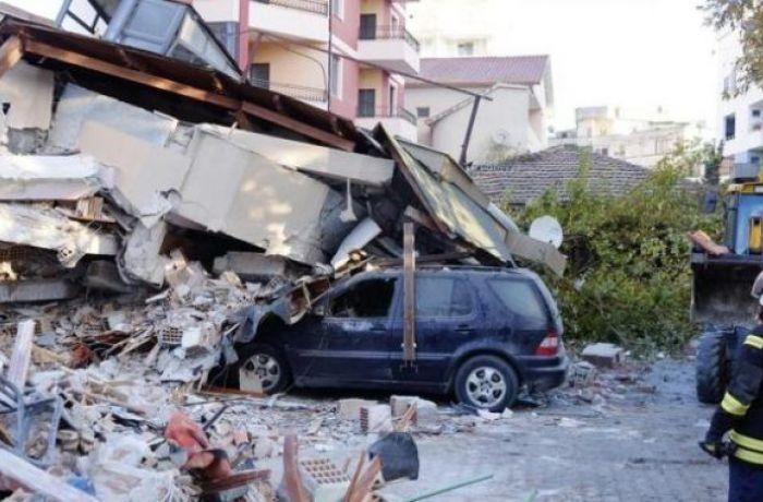 Сколько Албания теряет каждый год из-за землетрясений и наводнений?