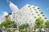 SIRI от Kontakt shpk – фешенебельный жилой комплекс в северном районе Тираны