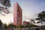 Как будет выглядеть небоскреб DownTown Albania  – крупнейшее здание Албании?