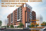 Застройщики VILA L shpk и Siflad shpk представили новый ЖК в столице Албании