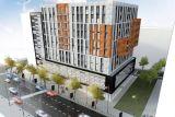 Застройщик Milo 2000 shpk возводит 11-этажный жилой комплекс в Тиране
