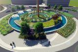 Круговой перекрёсток в Албанской столице Тиране превратится в парк