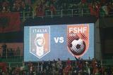 Сборная Албании по футболу готовится к жестким матчам против Испании и Италии