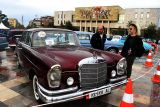 В Албании прошла выставка ретро-автомобилей (фото)