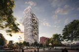 Недвижимость в Албании 2020: элитная высотка Downtown One обретает очертания
