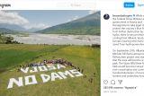 Леонардо Ди Каприо выступил за сохранение албанской реки Вьоса