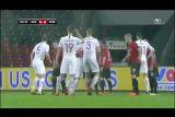 Сборная Албании по футболу уступила Норвегии в товарищеском матче