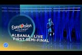Евровидение 2018: Албания прошла в финал
